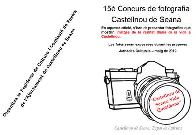15è Concurs de Fotografia Castellnou de Seana